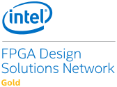 Accredited By Intel FPGA Design Solutions Network