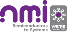 Proud to be member of NMI semiconductors to systems