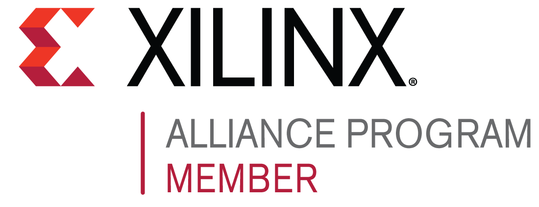 Proud member of the xilinx alliance program